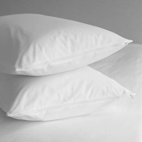 Ochraniacz bawełniany na poduszkę